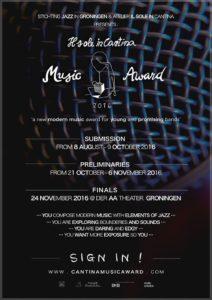 St. Jazz - Cantina Music Award