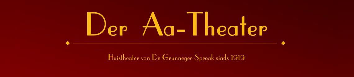 Der Aa-Theater Groningen | Toneel, Dans en Muziek